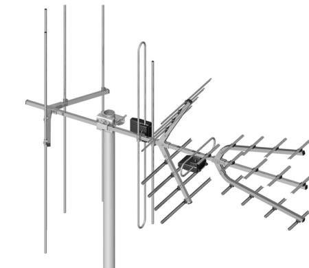 A2810 Profesjonalny zestaw antenowy
